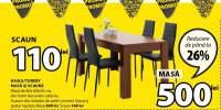 Hasle/ Toreby Masa si scaune