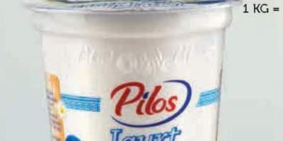 Iaurt natur, Pilos