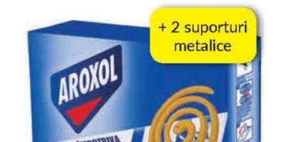 Spirala impotriva insectelor, Aroxol