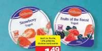 Iaurt cu fructe, Milbona