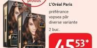 Vopsea par L'Oreal Paris