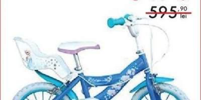 Bicicleta Frozen, Toimsa