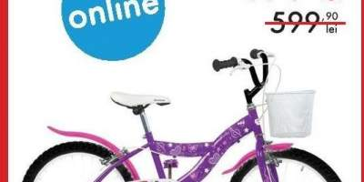Bicicleta Violetta, Toimsa