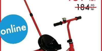 Tricicleta Moto, Bertoni