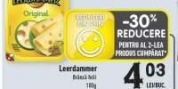Branza felii, Leerdammer
