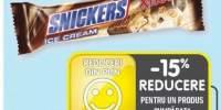 Mars/ Snickers inghetata