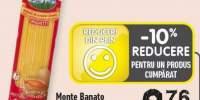 Monte Banatto spaghete