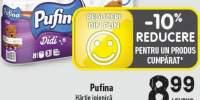 Hartie igienica Pufina