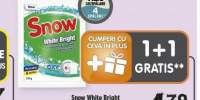 Detergent pudra Snow White Bright
