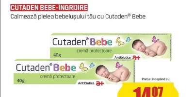 Cutaden bebe unguent