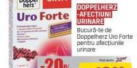 Doppelherz - afectiuni urinare