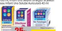 Infant Uno - vitamine si minerale/igiena copii