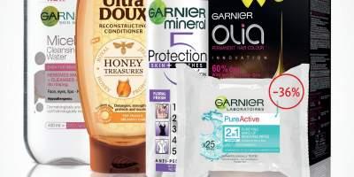 Cosmetice Garnier