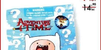 Set 2 figurine Adventure Time