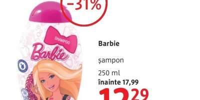 Barbie sampon