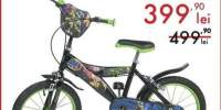 Bicicleta Testoasele Ninja Toimsa