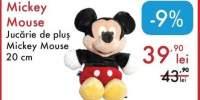 Mickey Mouse Jucarie de plus Mickey Mouse 20 centimetri