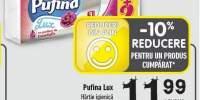Hartie igienica Pufina Lux
