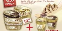 Promotie inghetata Carte d'Or