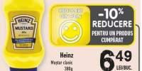 Heinz mustar clasic