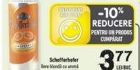 Bere blonda cu aroma de grapefruit, Schofferhofer