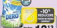 Detergent automat Dero Ozon+