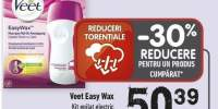Kit epilat electric Veet Easy Wax