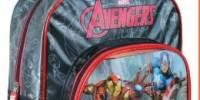 Ghiozdan gradinita Avengers, 27 cm
