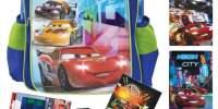 Cars Ghiozdan echipat