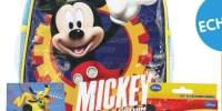 Mickey Mouse Ghiozdan de gradinita echipat