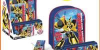 Ghiozdan gradinita Transformers