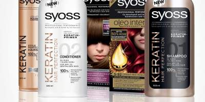 Produse pentru ingrijirea parului, Syoss