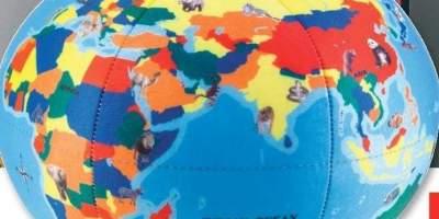 Perna decor Globus