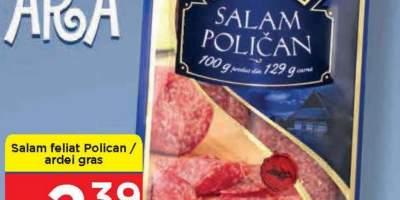 Salam feliat Polican/ ardei gras Pikok