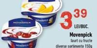 Iaurt cu fructe, Movenpick