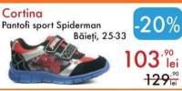Pantofi sport Spiderman Cortina