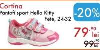 Pantofi sport Hello Kitty Cortina