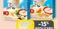 Aptamil Cereale cu lapte & fructe pentru copii