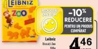 Leibniz biscuiti Zoo