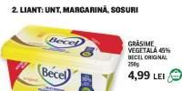 Grasime vegetala 45% Becel