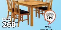 Masa si scaune Silkeborg