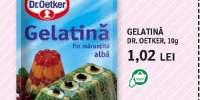 Gelatina dr. Oetker