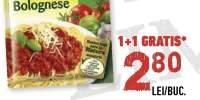 Spaghetti bolognese Knorr la Fix