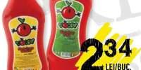 Ketchup dulce/iute Yoki
