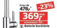 Baterie bucatarie Blanco Mila