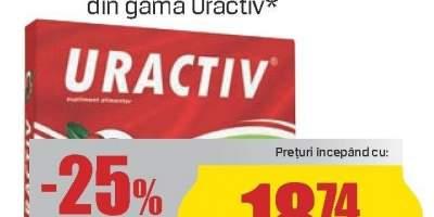 Uractiv infectii urinare
