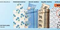 Lenjerie de pat din flanel