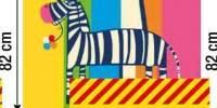 Covor PPR Kids zebra catalog
