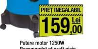 Aspirator uscat/ umed 20 litri/ 1250W