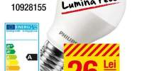 Bec led Philips E27 9.5W 230V